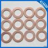 Rondelle de cachetage de cuivre de grande précision/rondelles en laiton