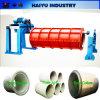 Konkretes Rohr, das Maschine, verschobenes Kleber-Rohr-Maschine verstärktes Kleber-Rohr bildet Maschine für Abfluss/Straßenbau herstellt