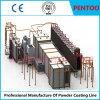 Puder-Beschichtungsanlage für Farbanstrich-Aufbau-Zwischenwand