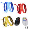 Waterproof/Flexible/RGB/Epistar/Brightness 5050 LED Strip (CE y RoHS)