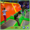 Adultos Free Jumping New Stylish Bouncing House Trampolines Park em Trampoline