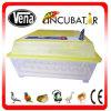 Mini incubateur d'oeufs à couver d'oeufs automatiques de Digitals 144 (VA-48)