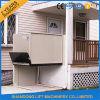 무능한 휠체어 승강기 플래트홈 수압 승강기 기계장치