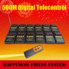 48 Afstandsbediening Cues+ 500m + Digitaal Controlemechanisme met de Opeenvolgende & Functie van het Salvo