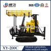 Prix Drilling Xy-200c d'équipement de forage monté par bas de page portatif