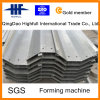 Calha Q235 de aço formada a frio com a chapa de aço galvanizada