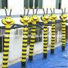 Aufblasbarer bekanntmachender Bienen-Luft-Tänzer, Himmel-Tänzer (BMSD21)