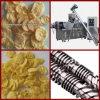 Chaîne de fabrication de flocons d'avoine dans la vente chaude
