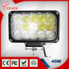 Brightness eccellente 45W 24V Offroad LED Work Light con 4D Lens
