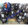 Válvula de diafragma pneumática do ferro de molde da flange de BS/JIS/DIN
