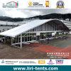 20mのアーチ1000の人のイベントのためのGalssの壁が付いている大きい屋外党テント