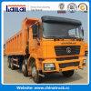 Shacman F2000 Delong 20cbm 8X4 de Vrachtwagen van de Stortplaats voor Verkoop