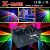 RGB 6W Полноцветный анимации аналоговой модуляции лазерного луча / свет диско