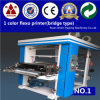1 colore Flexo Printing Machine per Plastic