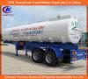Reboque africano do caminhão do depósito de gasolina de 2 eixos para a venda