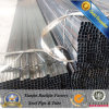 Fluss-Stahl-Quadrat-Höhlung-Kapitel-Möbel-Rohr