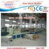 Ligne extrudeuse d'extrusion de trappe de WPC de plastique