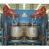 2014 nuevos productos Doble-Moldean el neumático mecánico que cura la prensa