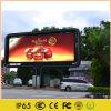 Publicidad al aire libre Video Broadcast Pantalla LED Póster