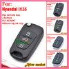 Tasto a distanza di vibrazione per Hyundai Elantra con 3 il chip dei tasti Fsk433MHz ID46
