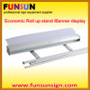 Ecomomic Roll vers le haut de Stands et Retractable Banner Stand pour Display