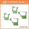 Fechamentos de almofada plásticos por atacado do selo do fechamento da segurança de China (TX-PL104)