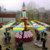 Divertimento 2014 Swing Spin Rides para Family Outdoor Playground