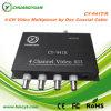 коаксиальный кабель 4CH Video Multiplexer Over One