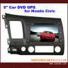 8  Honda Civic (HP-HC800L)를 위한 차 DVD GPS