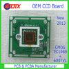 1/3 인치 CCTV CMOS 사진기 단위 PC1089 감지기 + 600tvl