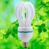 Lámpara del ahorro de la energía de la forma del loto