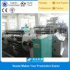 Membrana del impermeable que hace la máquina