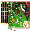 Campo da giuoco dell'interno delicatamente commerciale del centro del gioco della trasparenza della Camera di albero
