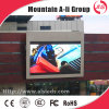 Exhibición de LED grande de la cartelera P6 LED al aire libre que hace publicidad de la pantalla