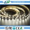 Indicatore luminoso di striscia di vendita caldo di SMD3528 LED con il CE RoHS dell'UL per la decorazione dell'interno