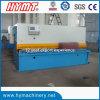 Maquinaria de corte do corte da maquinaria/metal da guilhotina hidráulica do controle de QC11y-6X3200 Nc