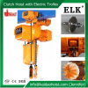 0.5ton Clutch Type Electric Chain Hoist con Electric Trolley
