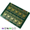PWB Circuit de Fr4 Immersion Gold Multilayer para Control Board
