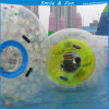 PVC inflable 0.8m m de la talla 2.5*2.2*1.7 del rodillo de la bola de Zorb