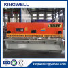 Máquina de corte de la hoja de Hydarulic del precio de fábrica (QC12Y-4X2500)