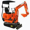 Mini excavador de la construcción pesada