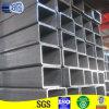 Tubo de acero cuadrado galvanizado rectangular de la construcción