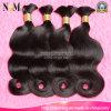 海外毛の人間の毛髪の製品か毛の部分または人間の毛髪の大きさ