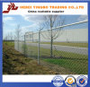 2.4meter Height Diamond Metal Fence/звено цепи обнесло забором Roll From Factory
