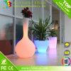 Nouveau Stylish DEL Flower Pot avec 16 Colors