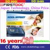 Corrección de enfriamiento del gel de la fiebre de la tecnología del OEM Japón para el bebé