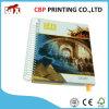 Papel Arte duro de la cubierta del libro de plástico bobina vinculante Espiral Reserva de impresión