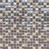 Mosaico di marmo bianco di disegno competitivo del mattone