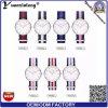 Yxl-622 Horloge van de Mensen van de Band van de NAVO van het Roestvrij staal van de Beweging van Japan het Klassieke, de Slanke Horloges van de Riem van de NAVO Nylon