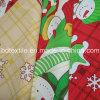 Minimatt напечатанное рождеством для ткани таблицы! 100%T, 240G/M, легкие для того чтобы помыть и высушить